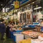 宮古市魚菜市場