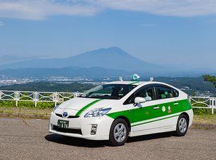 富士タクシーの画像